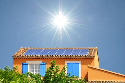 Installation photovoltaïque habitation autonome